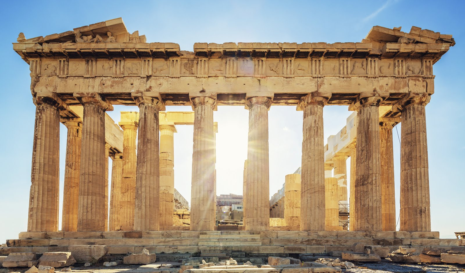 DISCOVER ATHENS AND THE ACROPOLIS